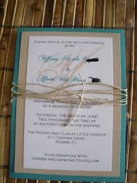 Beach Theme Wedding Invitations Teal Beach Inspired Wedding Invitations Weddingbee Photo Gallery