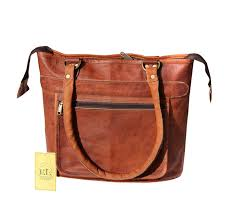 rugged u2013 chic distressed leather women tote bag el solo