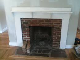 fireplace hearth stone slabs u2014 office and bedroom