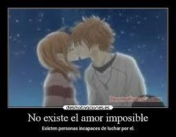 imagenes de amor imposible anime no existe el amor imposible desmotivaciones