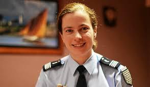 bureau de recrutement gendarmerie le télégramme vannes françoise poulain à la tête de 172