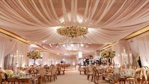 wedding draping how to make ceiling draping for weddings stunning impression