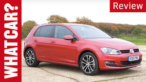 volkswagen golf review 2017 what car
