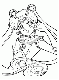 astounding coloring pages sailormoon with sailor moon coloring