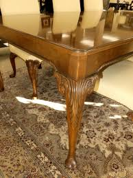 Baker Dining Room Table And Chairs Encore Furniture Gallery Baker Furniture Mahogany Chippendale