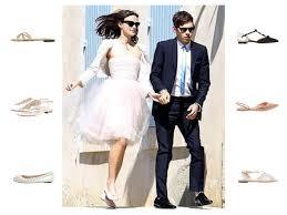 chaussures plates mariage pour votre mariage craquez pour les chaussures plates
