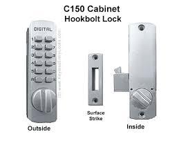 Lowes Cabinet Locks Door Lock With Keypad Lowes Lockey C150 Cabinet Hookbolt For