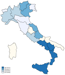 Map Of Italy With Regions by Clear Map Of Italy Deboomfotografie