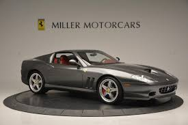 maserati bordeaux 2005 ferrari superamerica stock 4306 for sale near greenwich ct