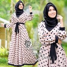 model baju muslim modern koleksi terbaru busana muslim modern untuk wanita moslemah