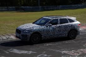 spionage jaguar werkt hard aan f pace svr dagelijksauto nl