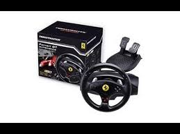 thrustmaster gt experience review gt experience racing wheel set up
