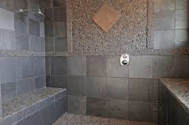 bathroom slate tile ideas black riven slate tiles essex by nustone