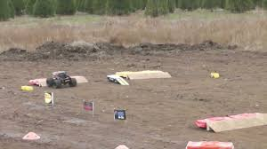 monster truck racing association outdoor rc monster truck racing rc madness youtube