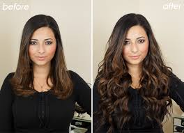 temporary hair extensions for wedding s way hair extensions application tips for ombre hair