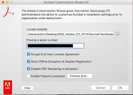 de clouding adobe acrobat dc tips and tricks from a mac admin