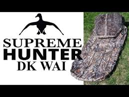 Gander Mountain Layout Blind Supreme Hunter The New Ground Blind For Goosehunting Youtube