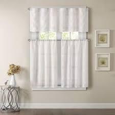 Shimmer Sheer Curtains Buy Shimmer Sheer 108 Inch Rod Pocket Window Curtain Panel In Grey