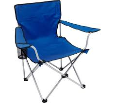 Deluxe Camping Chairs Buy Steel Folding Camping Chair At Argos Co Uk Your Online Shop
