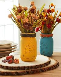 fall mason jar decor ideas that you can make without spending too