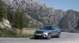 new land rover velar update new range rover velar suv revealed cars co za