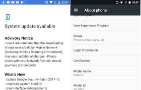 android security update hmd starts rolling out december android security update now for