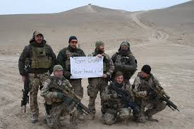 an afghan hounded by his past german soldiers mocking tom cruise after he said his job is just
