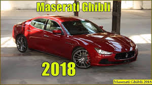 2018 maserati ghibli s q4 review interior car hd