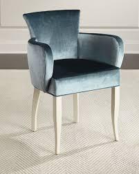 Velvet Accent Chair Blue Velvet Accent Chair