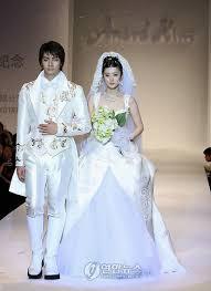 Wedding Dress Drama Korea Kim Joon U0026 Jang Nara Wedding Korea I Love You
