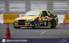 bmw e36 m3 drift kemal ozhaseki drives bmw e36 m3 turbo of nankang bimmer team in