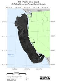 Map Of Mexico Coast by Usgs Ofr 2010 1332 U S Pacific West Coast Eez Gloria Mosaic