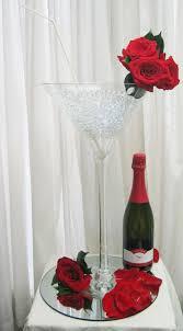 Giant Martini Glass Decoration Martini Glass Vase 16