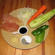 cuisiner des pates chinoises recette sauté de mines au poulet nouilles chinoises simplement