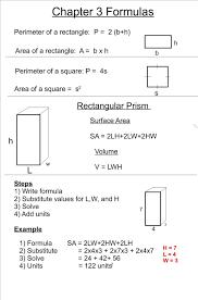 Volume Of Rectangular Prisms Worksheets Ch 3 Mr Hammer U0027s Art Class