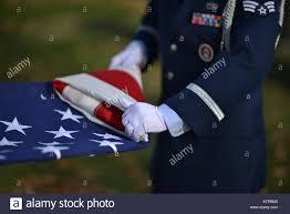 Flag Folding Us Marine Military Funeral Honor Stock Photos U0026 Us Marine Military