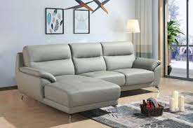 Modern Leather Sofa Clearance Modern Sofas Leather Sectional Sofa With Recliners For Living Room