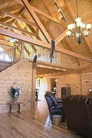 Best Log Home Interior Designs  Honest Abe Log Homes Images On - Log home interior designs