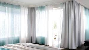 Sheer Curtains Tab Top Bright White Curtains Tab Top Linen Curtain Panel In 2 Colours