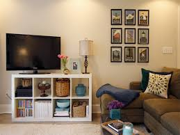 Ideas For Apartment Decor Living Room Scenic Apartment Ideas With Wall Together