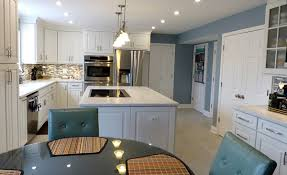 fredericks virginia kitchen renovation features cliqstudios
