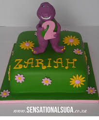 barney birthday cake 2nd birthday barney cake sensational suga