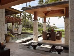interior design hawaiian style hawaiian backyard pool tropical with island style contemporary