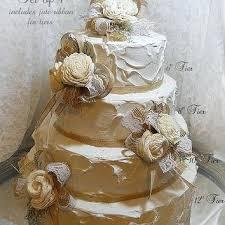 burlap cake toppers burlap cake topper bazaraurorita