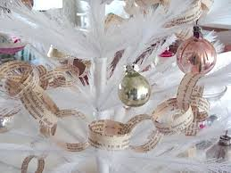 Theme Ornaments Theme Vintage Book Page Ornaments Decorations