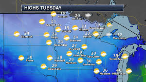 windblown tuesday atmosphere mellows by thanksgiving day mild