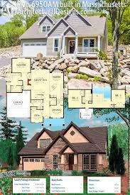 plan 6950am charming craftsman home plan build house living