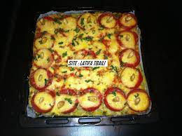 cuisine samira gratin gratin au cacher كرتان بالكاشير و الخضر cuisine et recettes