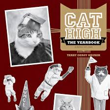 cat high the yearbook pet tales the cat yearbook from paw paw high pittsburgh post