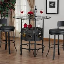 kitchen table tall dining table counter height pub table